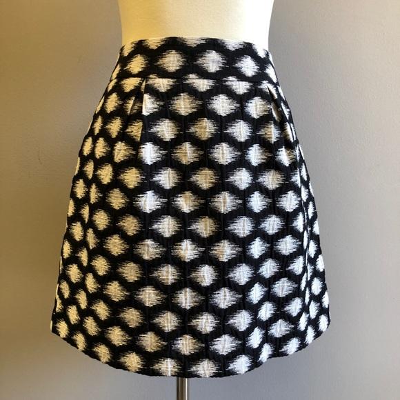 29e07950b Banana Republic Dresses & Skirts - Banana Republic Black & White Skirt